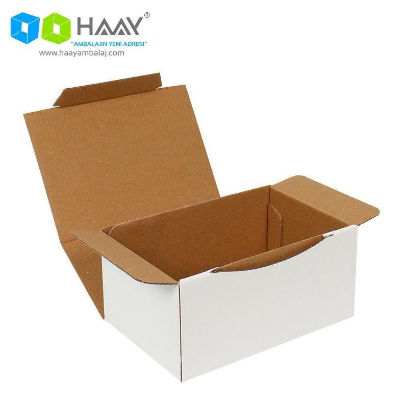 15,5x11x7,5 cm Beyaz Kutu