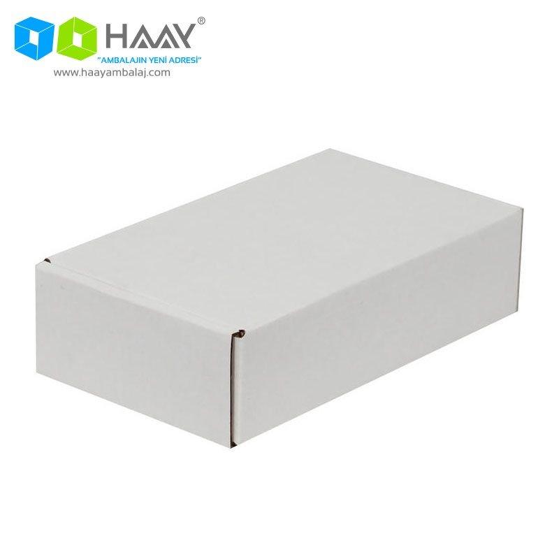 18x10x4,5 cm Beyaz Kutu - 348