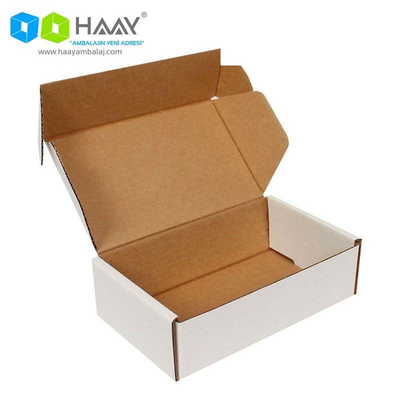16x8x3 cm Beyaz Kutu
