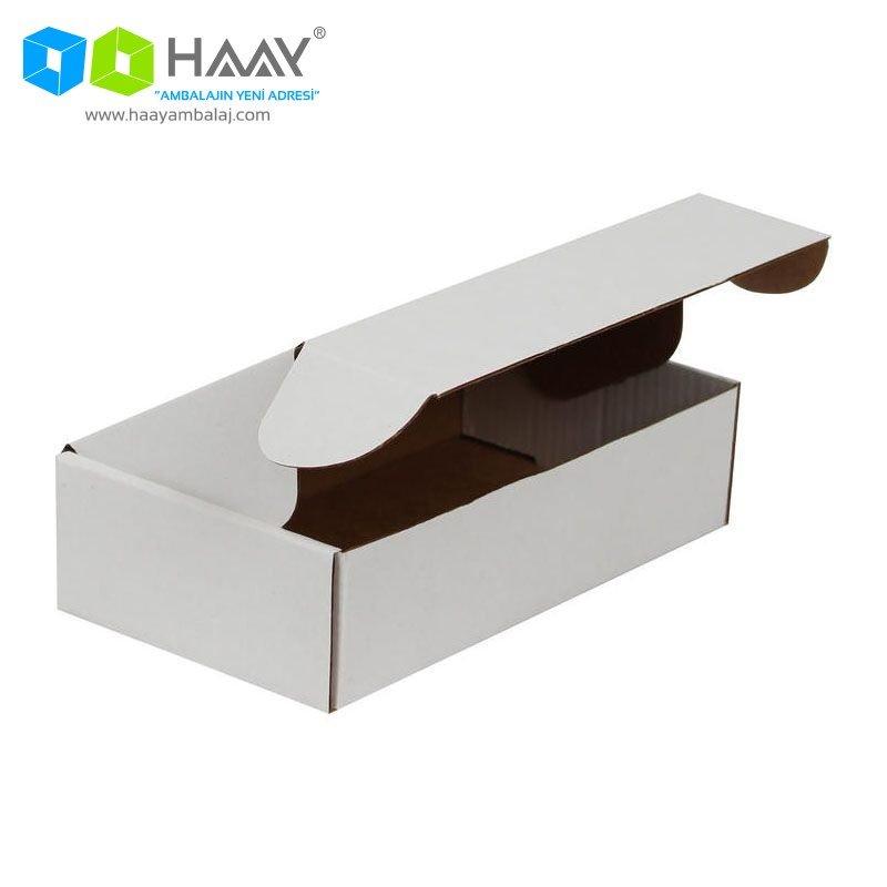 18x10x4,5 cm Beyaz Kutu - 347