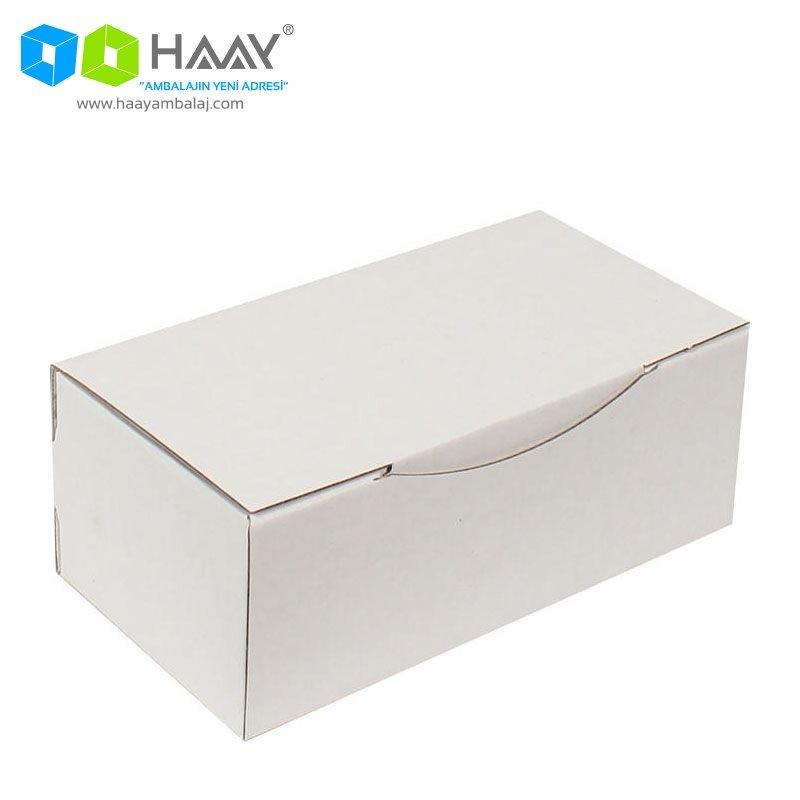 22,5x12x8 cm Beyaz Kutu - 360