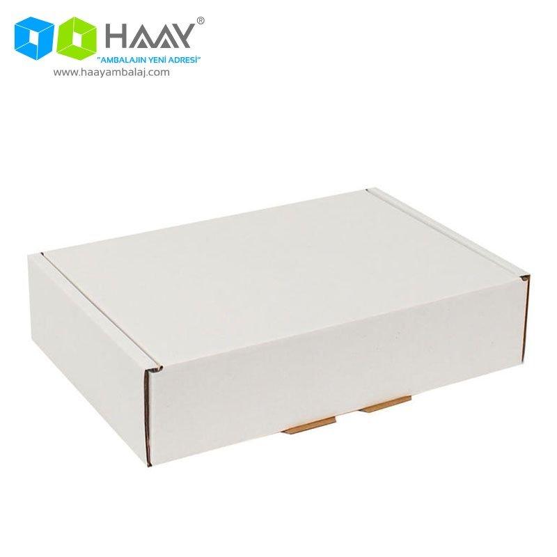 24x16,5x6 cm Beyaz Kutu - 364