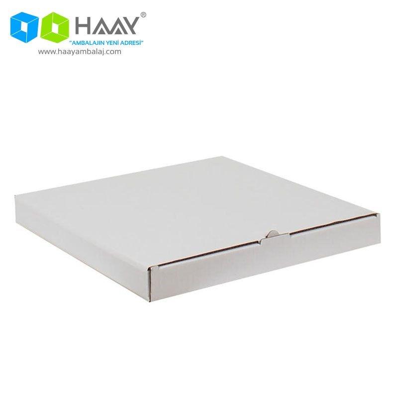 39,5x4,5x39,5 cm Beyaz Kilitli Kutu - 392
