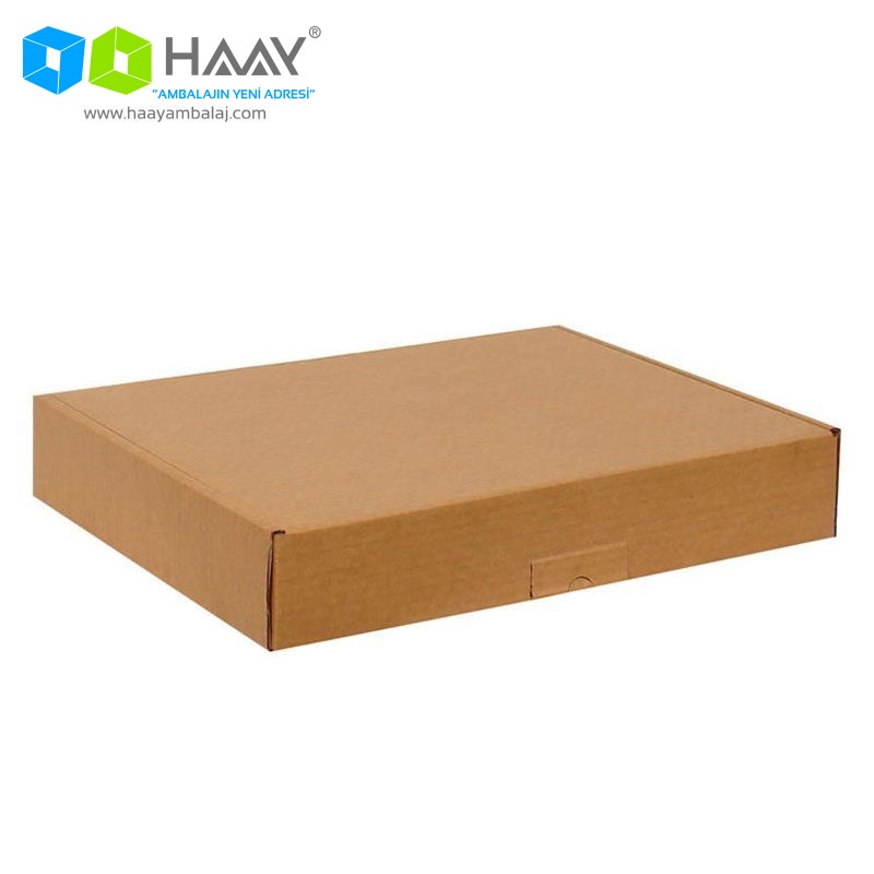 41x30x7 cm Kapaklı Notebook Kutusu - 398