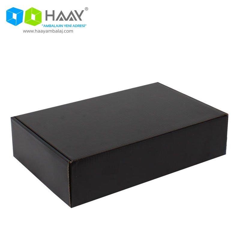 28x18x7 cm Siyah Kutu - 374