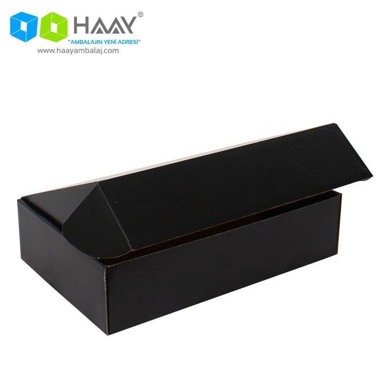 28x18x7 cm Siyah Kutu - 373