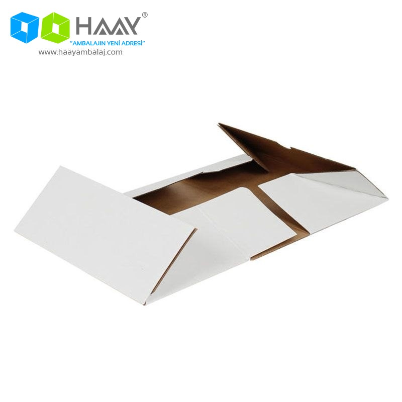 25x16x10 cm Beyaz Kutu (4 Nokta) - 368