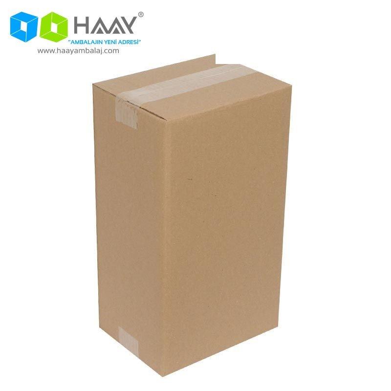 20x15x35 cm Çift Oluklu A-Box Koli - 471