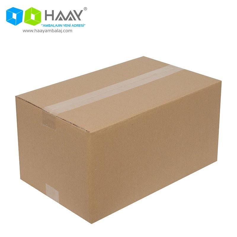 40x25x20 cm Çift Oluklu A-Box Koli - 473