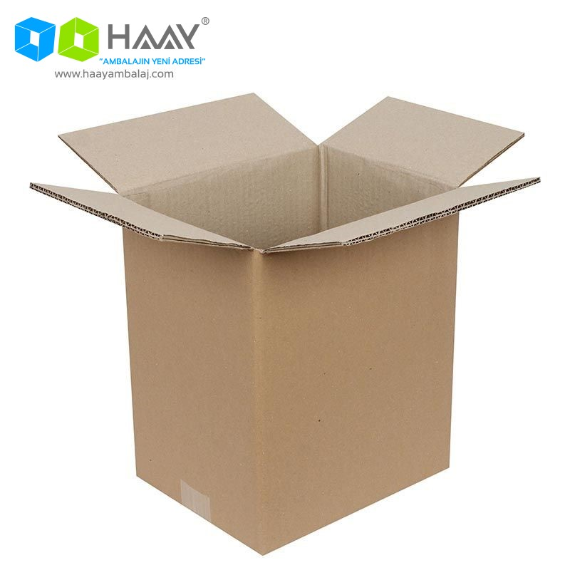 25x20x30 cm Çift Oluklu A-Box Koli - 480