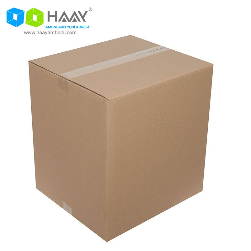 40x36x43 cm Çift Oluklu A-Box Koli - 451
