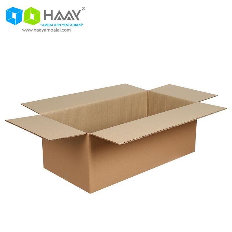 80x40x30 cm Çift Oluklu A-Box Koli