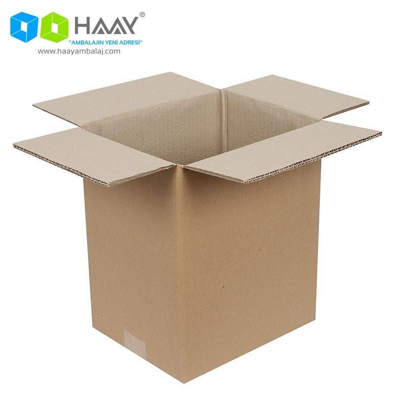 25x20x30 cm Çift Oluklu A-Box Koli