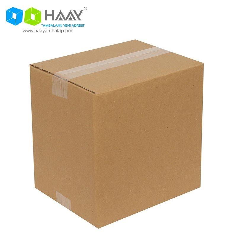 25x25x25 cm Çift Oluklu A-Box Koli - 539