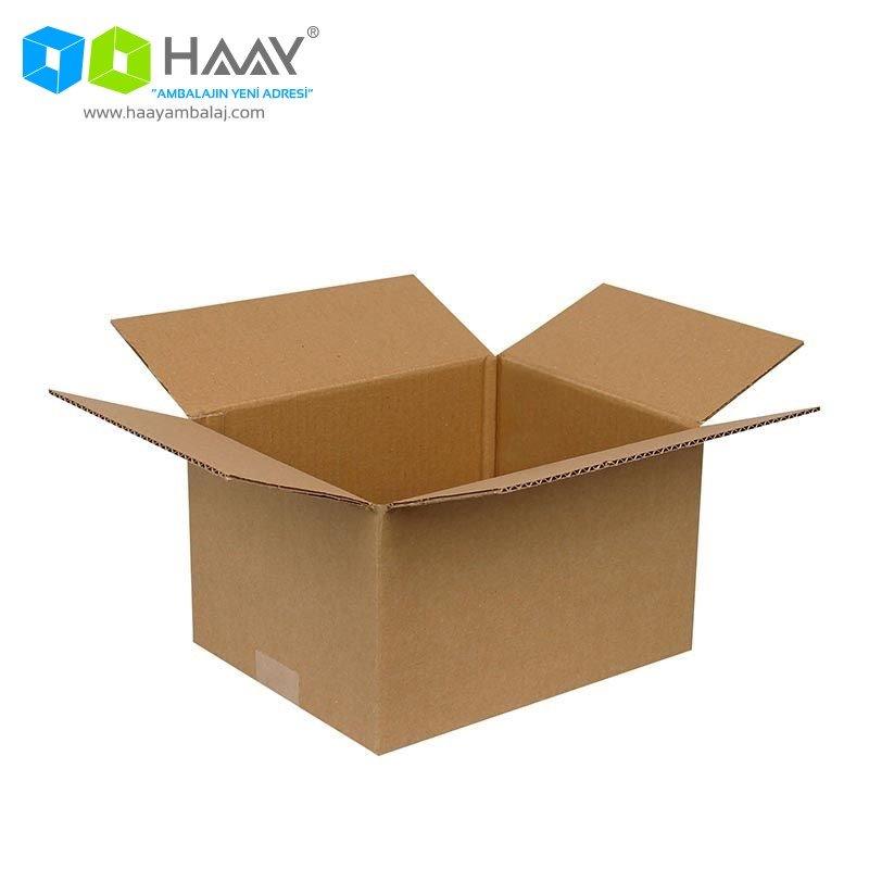 25x20x15 cm Tek Oluklu A-Box Koli - 488