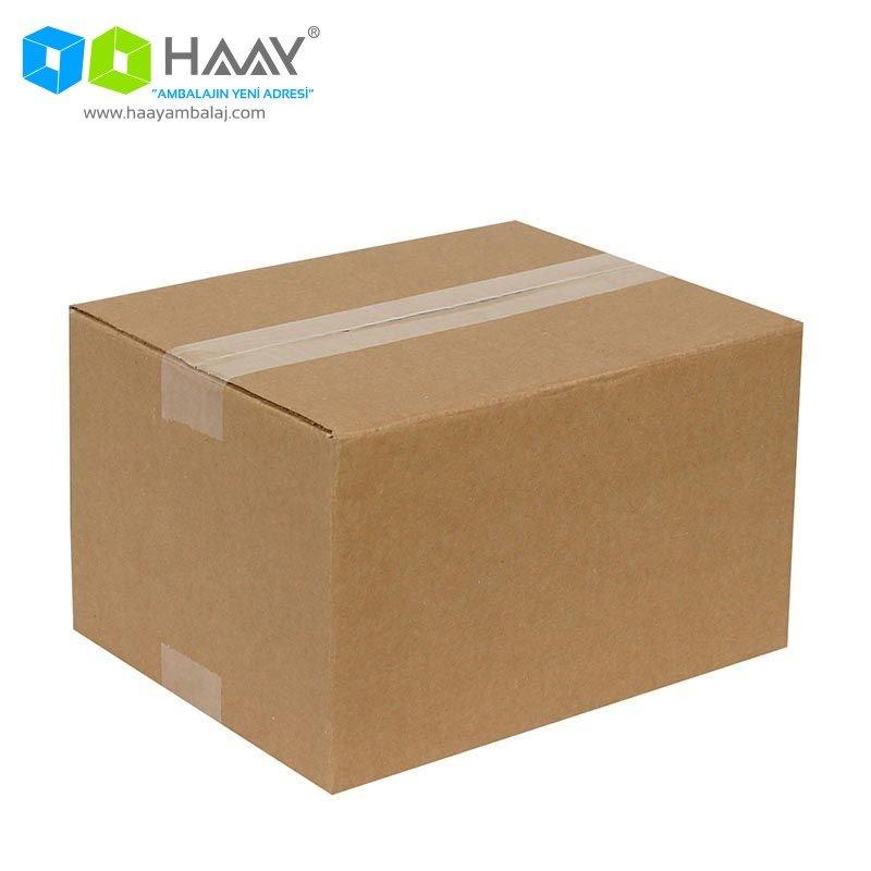 25x20x15 cm Tek Oluklu A-Box Koli - 489