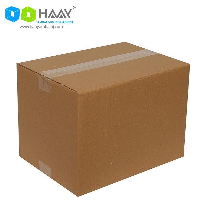 32x23x23 cm Çift Oluklu A-Box Koli - 501