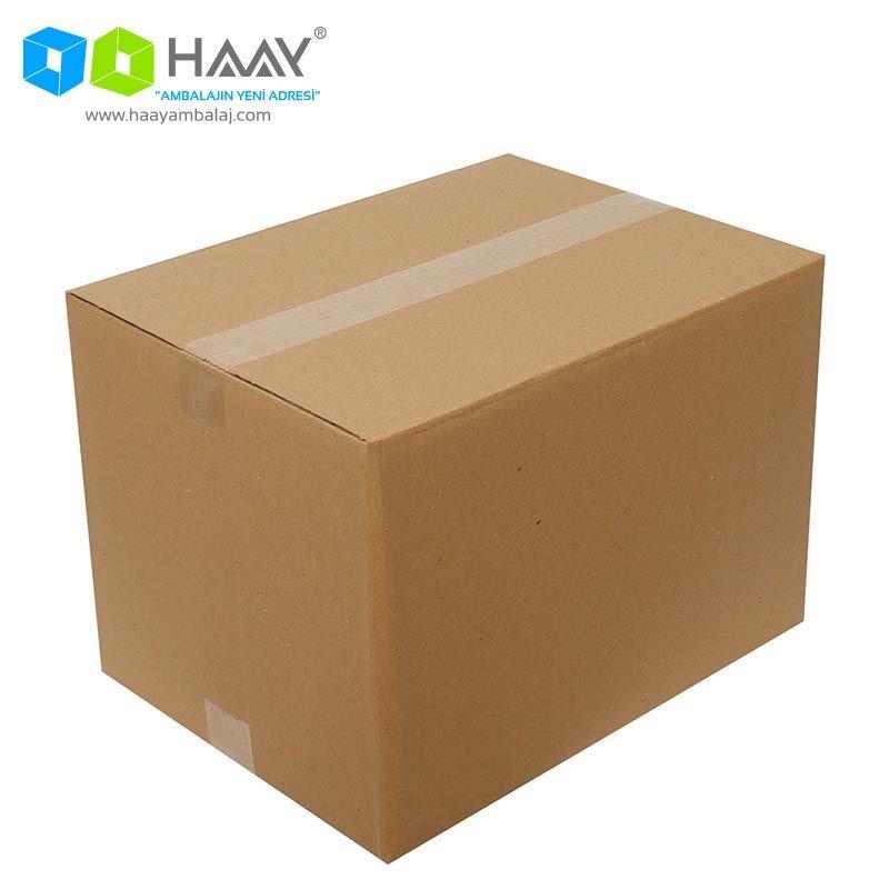 38x29x27 cm Çift Oluklu A-Box Koli - 503