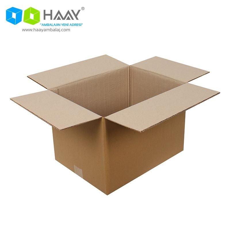38x29x27 cm Çift Oluklu A-Box Koli