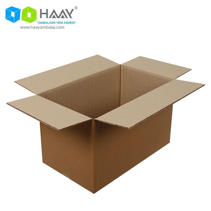 50x30x30 cm Çift Oluklu A-Box Koli