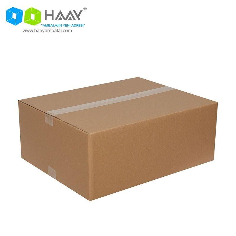 50x40x20 cm Çift Oluklu A-Box Koli - 509