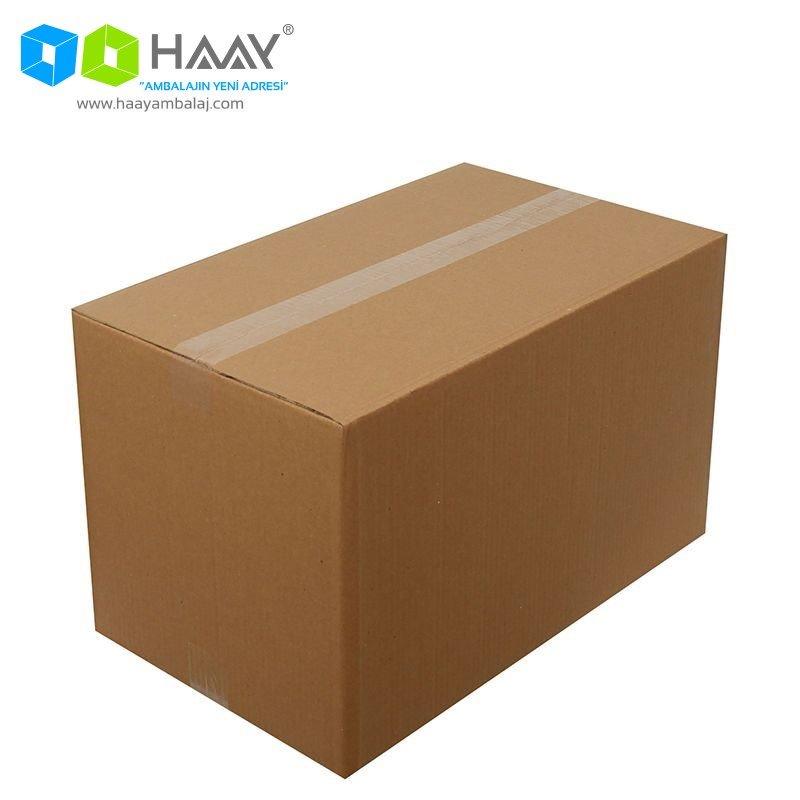 50x30x30 cm Çift Oluklu A-Box Koli - 505