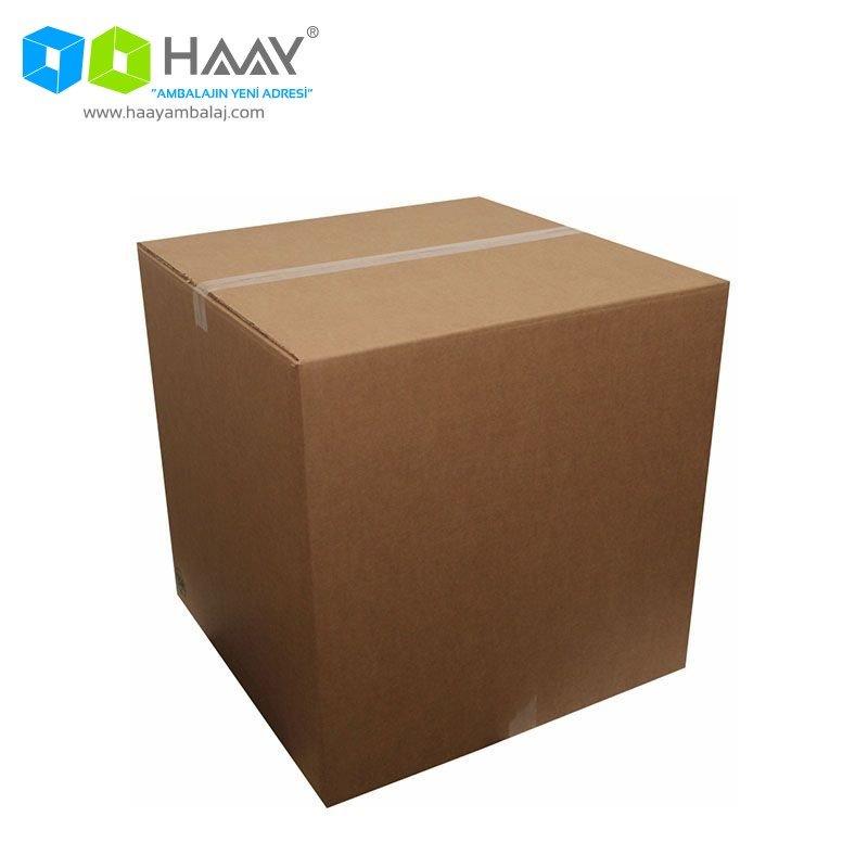 50x50x50 cm Çift Oluklu A-Box Koli - 515