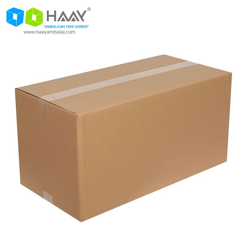60x30x30 cm Çift Oluklu A-Box Koli - 519