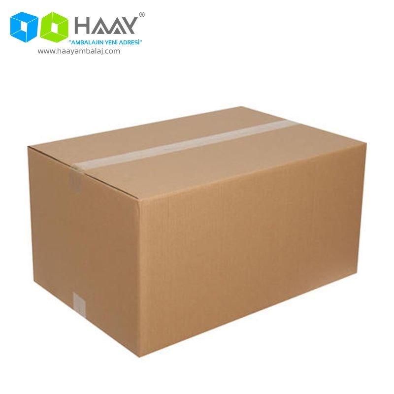 68x38x33 cm Çift Oluklu A-Box Koli - 531