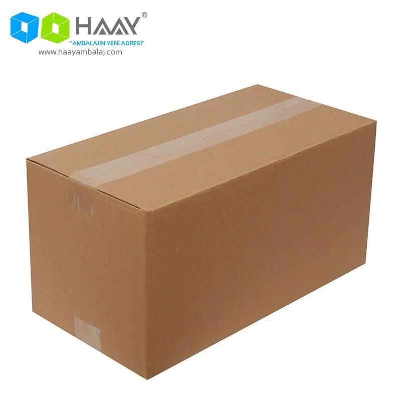 40x20x20 cm Çift Oluklu A-Box Koli - 533
