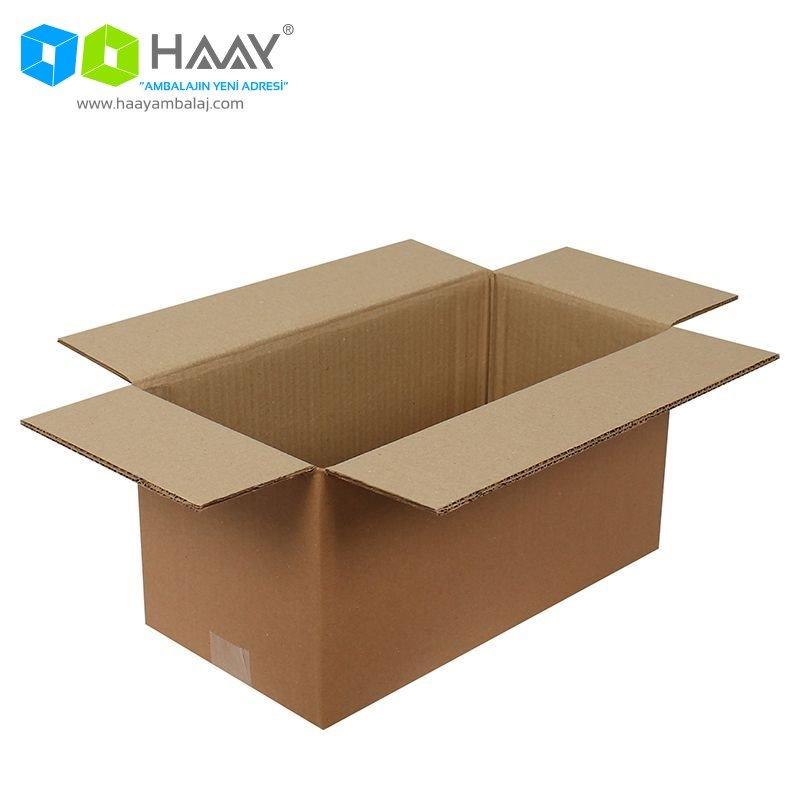 40x20x20 cm Çift Oluklu A-Box Koli