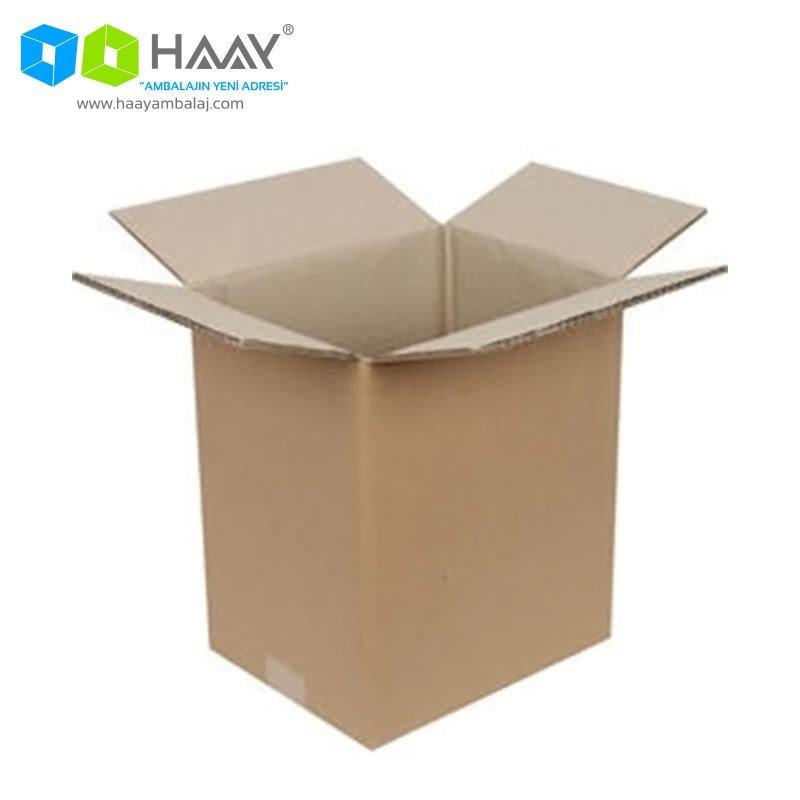 35x30x35 cm Çift Oluklu A-Box Koli