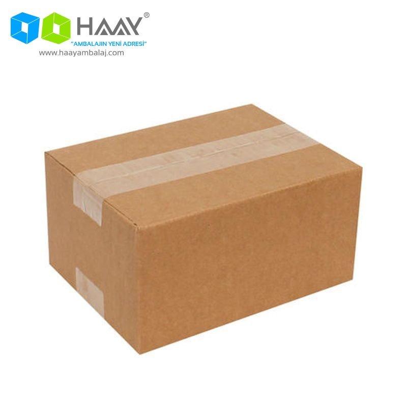 25x15x10 cm Tek Oluklu A-Box Koli - 543
