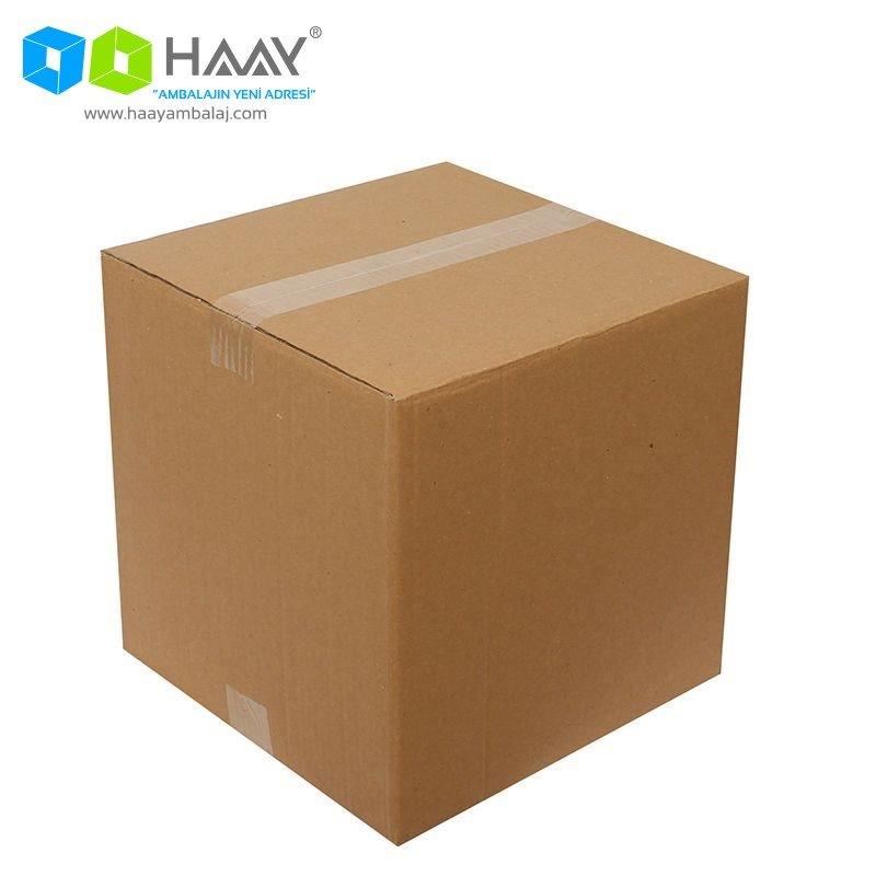 20x20x20 cm Çift Oluklu A-Box Koli - 545