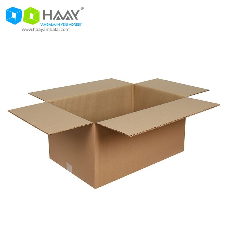 70x40x40 cm Çift Oluklu A-Box Koli
