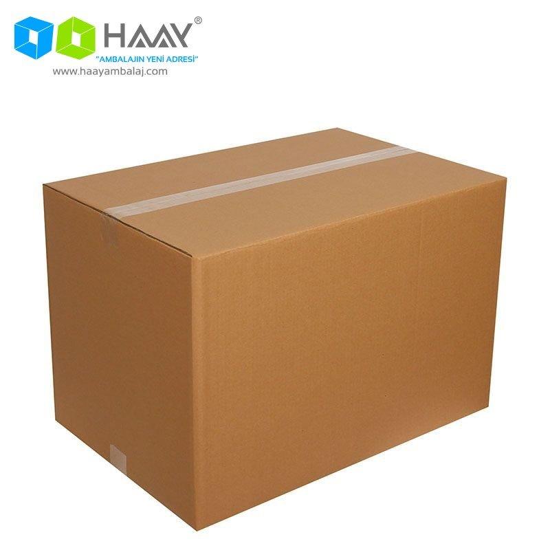 60x40x40 cm Çift Oluklu A-Box Koli - 560