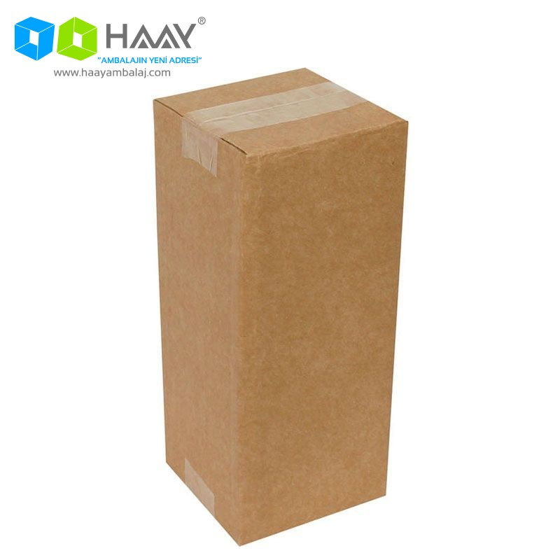 12x12x29 cm Tek Oluklu A-Box Koli - 571