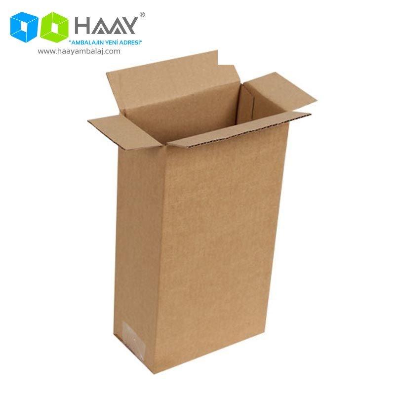 14x8x27 cm Tek Oluklu A-Box Koli