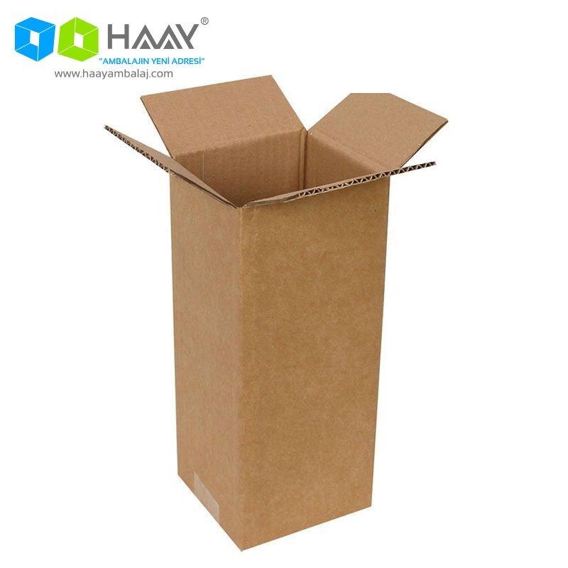 12x12x29 cm Tek Oluklu A-Box Koli - 570