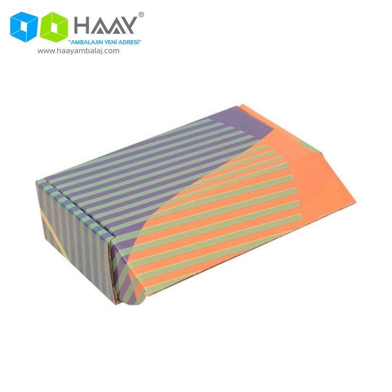 14x8x4 cm Özel Baskılı Karton Kutu - 580
