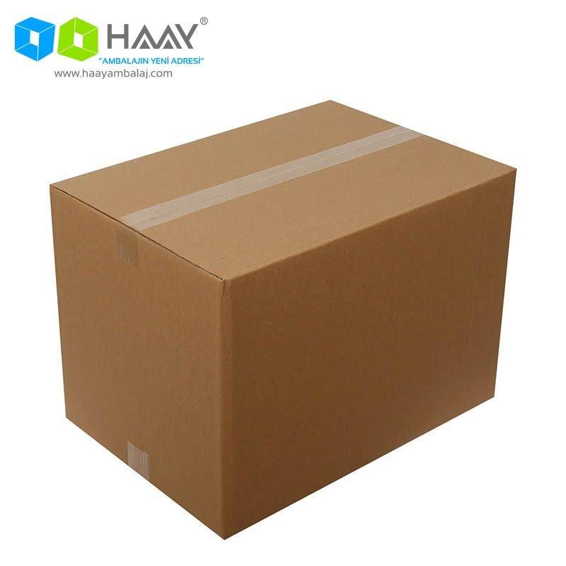 50x35x35 cm Çift Oluklu A-Box Koli - 613