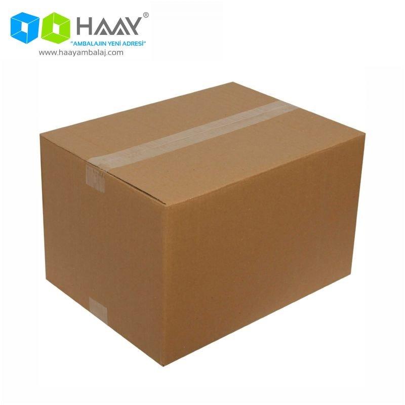 40x30x25 cm Çift Oluklu A-Box Koli - 658