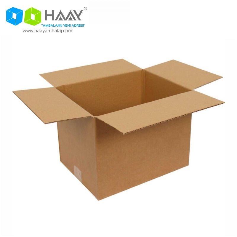 30x23x23 cm Çift Oluklu A-Box Koli - 655