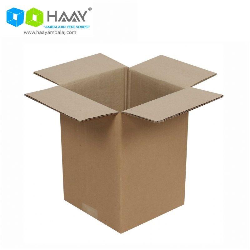17,5x17,5x24,5 cm Çift Oluklu A-Box Koli - 659