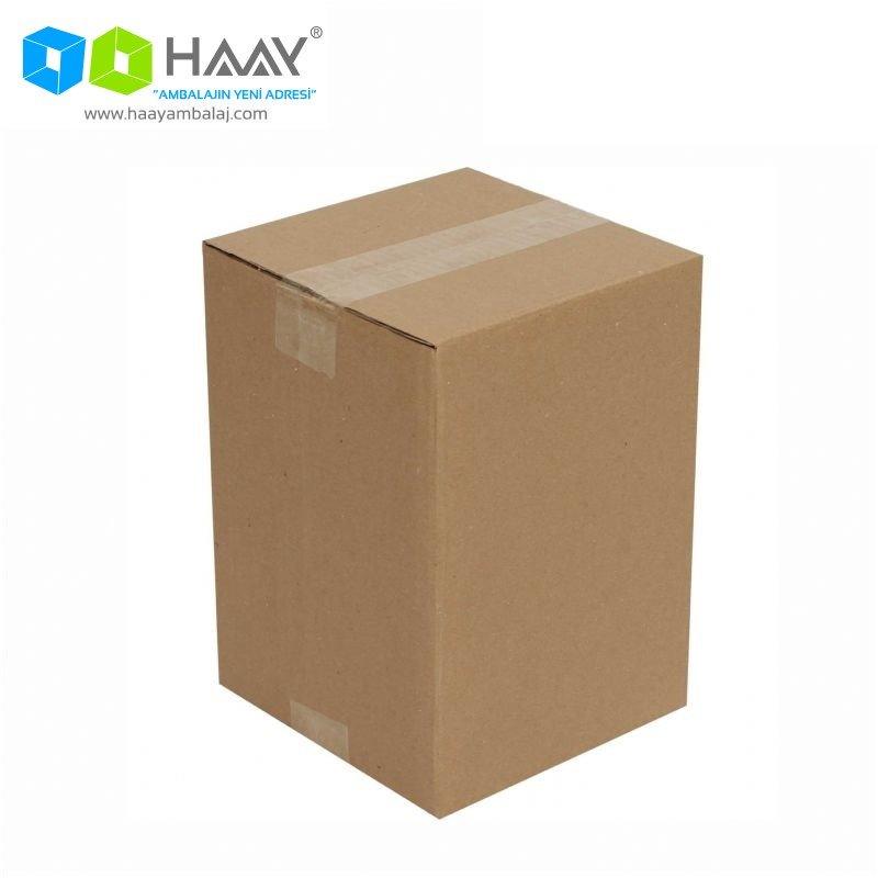 17,5x17,5x24,5 cm Çift Oluklu A-Box Koli - 660