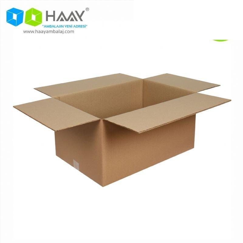 50x40x40 cm Çift Oluklu A-Box Koli - 726