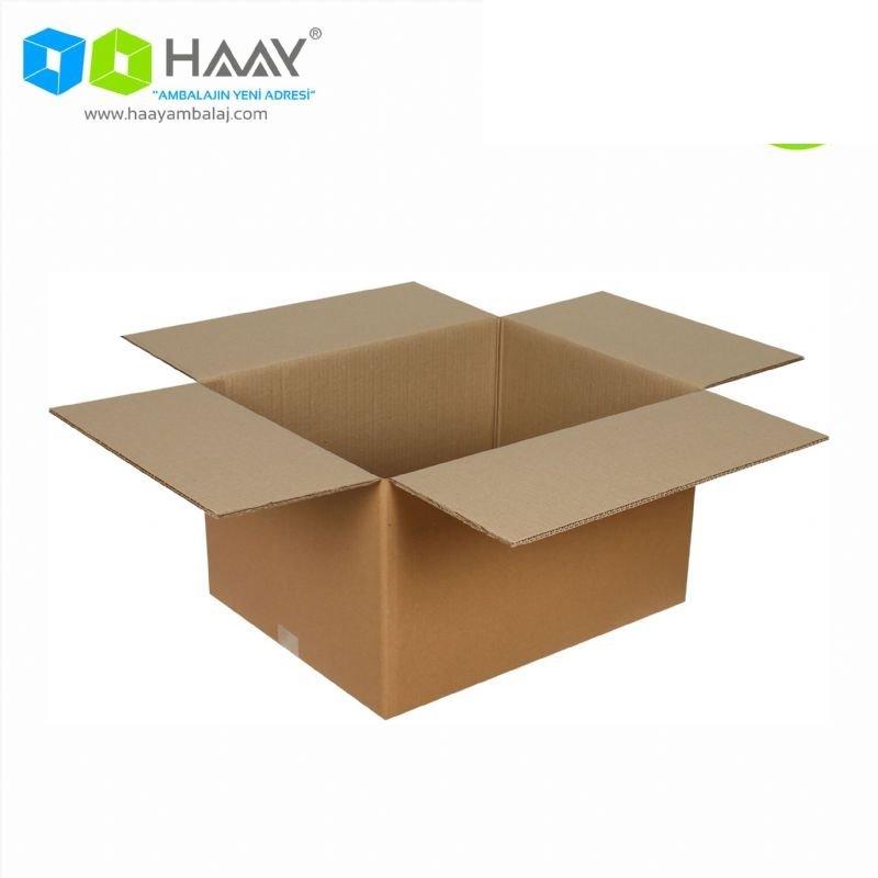 50x40x30 cm Çift Oluklu A-Box Koli - 731