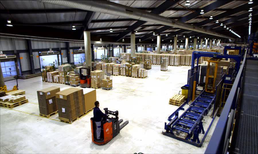 Koli fabrikası